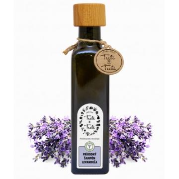 Přírodní šampon Levandule...